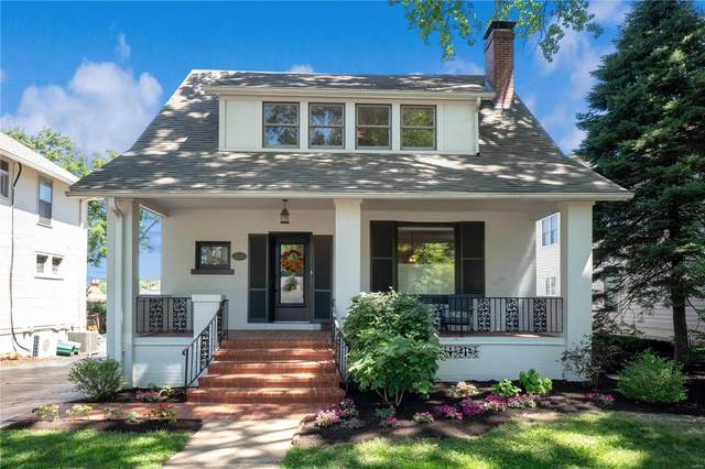 7611 Westmoreland Avenue, St Louis, MO 63105 (#20049232) :: The Becky O'Neill Power Home Selling Team