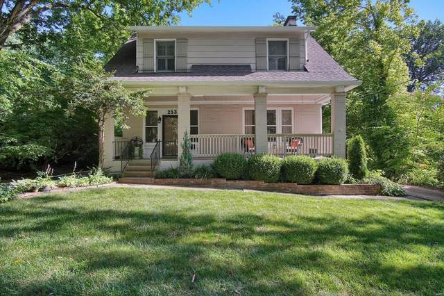253 Papin Avenue, St Louis, MO 63119 (#20049239) :: Parson Realty Group
