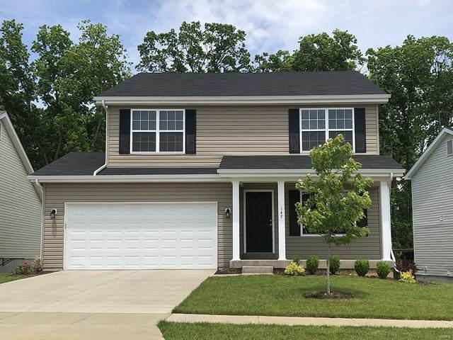 2752 Cedar Grove Drive, Belleville, IL 62221 (#20049258) :: The Becky O'Neill Power Home Selling Team