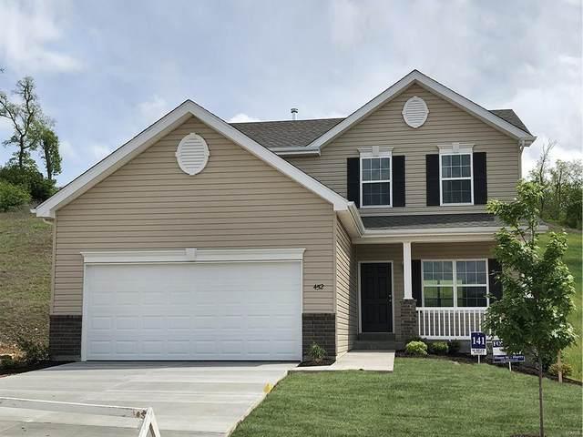 2769 Cedar Grove, Belleville, IL 62221 (#20049259) :: Century 21 Advantage
