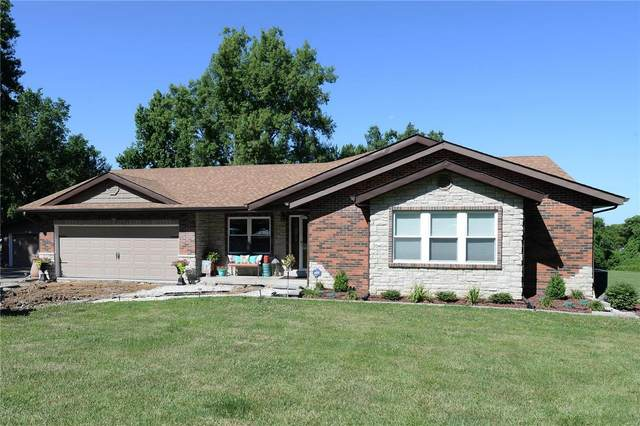 8 High Trail, Saint Peters, MO 63376 (#20049264) :: The Becky O'Neill Power Home Selling Team