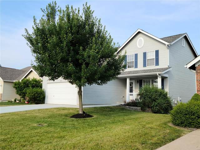 60 Briarchase Court, Lake St Louis, MO 63367 (#20049274) :: Parson Realty Group
