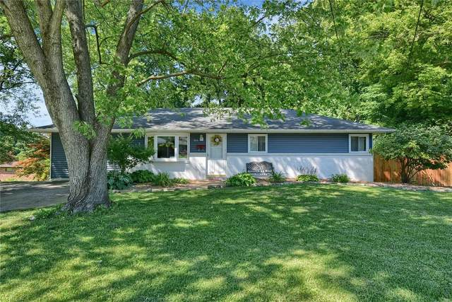 205 Crestwood, Collinsville, IL 62234 (#20049307) :: The Becky O'Neill Power Home Selling Team