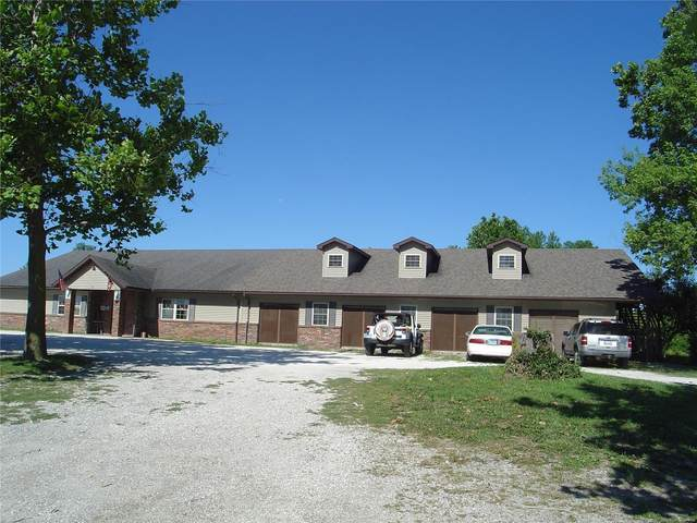 15281 State Highway 109, Dow, IL 62022 (#20049346) :: Parson Realty Group