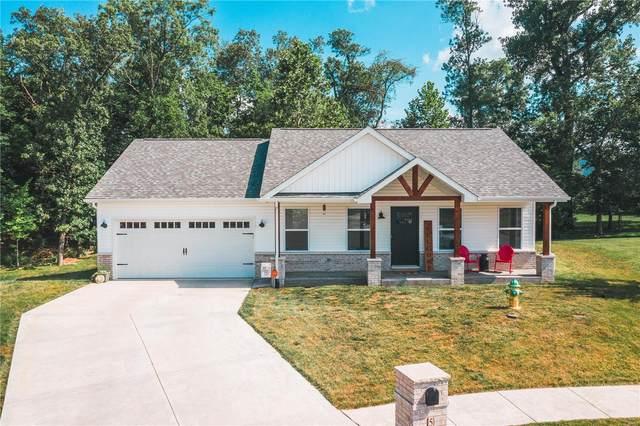 500 Creek Ridge, Freeburg, IL 62243 (#20049349) :: The Becky O'Neill Power Home Selling Team