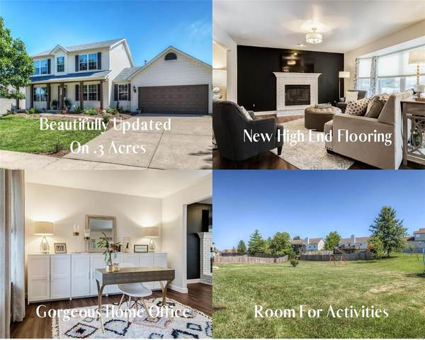 412 Wildflower Ridge, Wentzville, MO 63385 (#20049363) :: The Becky O'Neill Power Home Selling Team