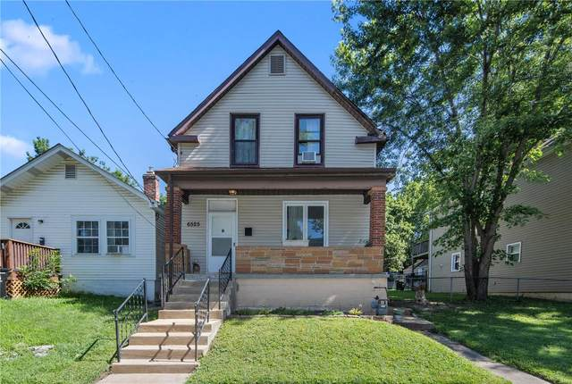 6525 Chamberlain Avenue, St Louis, MO 63130 (#20049397) :: RE/MAX Professional Realty