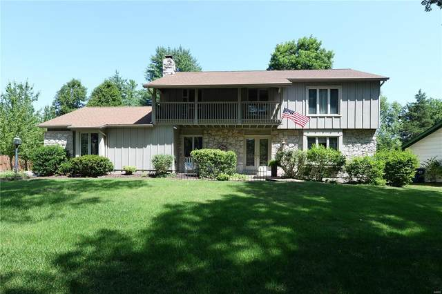 15269 Country Ridge Drive, Chesterfield, MO 63017 (#20049401) :: Parson Realty Group