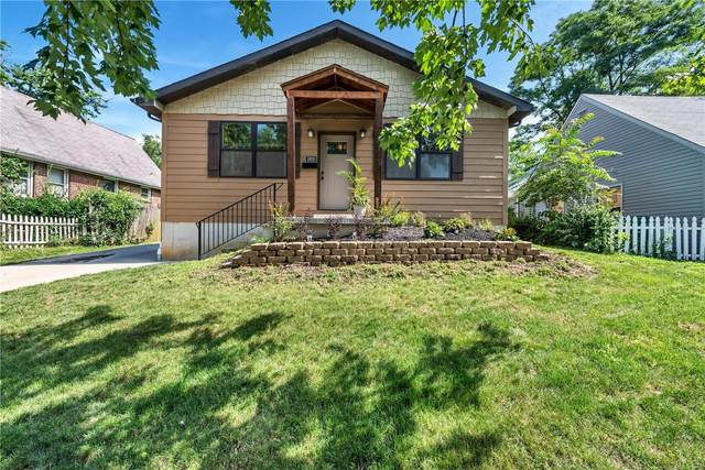 5919 W Park Avenue, St Louis, MO 63110 (#20049407) :: RE/MAX Professional Realty