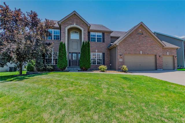345 Trailhead Way, Dardenne Prairie, MO 63368 (#20049409) :: Kelly Hager Group | TdD Premier Real Estate
