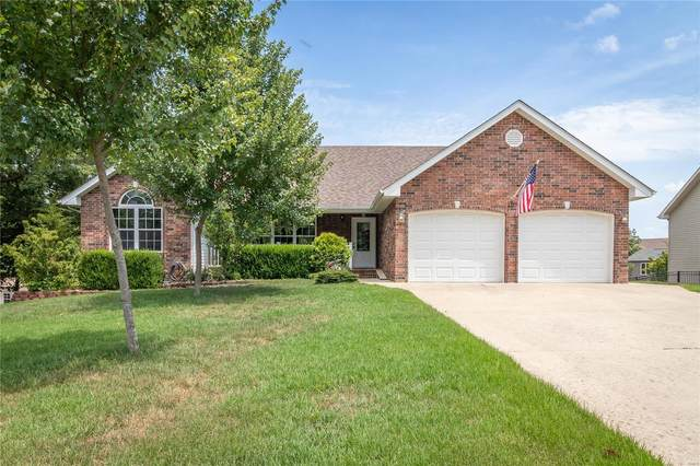 107 Summit Pass, Waynesville, MO 65583 (#20049427) :: The Becky O'Neill Power Home Selling Team