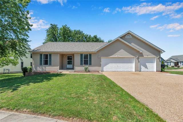 407 Harby Drive, Wentzville, MO 63385 (#20049429) :: Barrett Realty Group