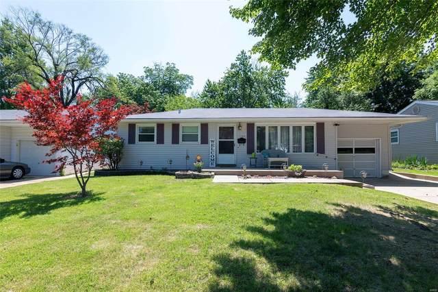 1160 Sharon Drive, Florissant, MO 63031 (#20049449) :: Matt Smith Real Estate Group