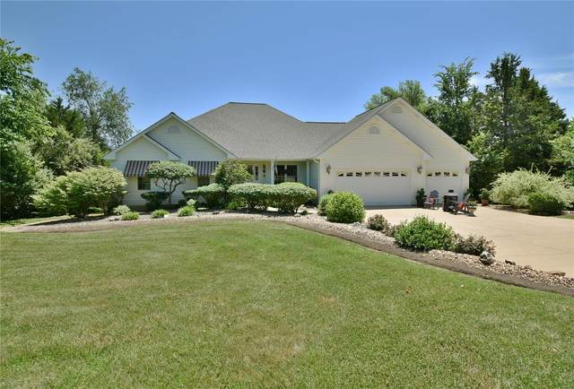 26320 Lake Run Drive, Warrenton, MO 63383 (#20049452) :: The Becky O'Neill Power Home Selling Team