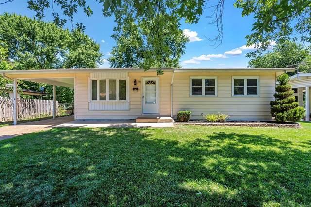 1535 Estes Dr., Florissant, MO 63031 (#20049470) :: Matt Smith Real Estate Group