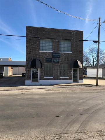 113 Plum, CARLINVILLE, IL 62626 (#20049472) :: Tarrant & Harman Real Estate and Auction Co.