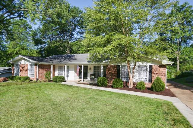 323 Claymont Drive, Ballwin, MO 63011 (#20049473) :: The Becky O'Neill Power Home Selling Team