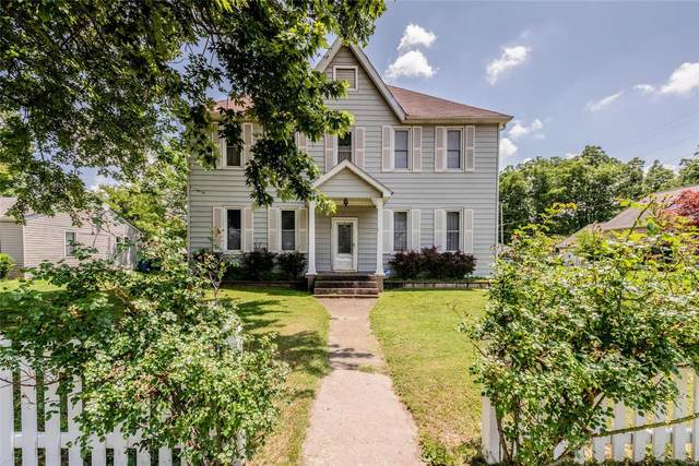 108 S Railway Street, New Baden, IL 62265 (#20049474) :: The Becky O'Neill Power Home Selling Team