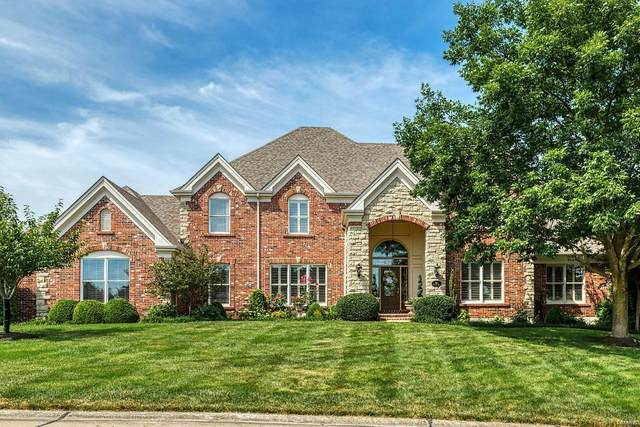 661 Grey Oaks Drive, Weldon Spring, MO 63304 (#20049479) :: The Becky O'Neill Power Home Selling Team