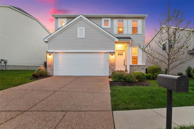 1017 Silo Bend Drive, Wentzville, MO 63385 (#20049491) :: The Becky O'Neill Power Home Selling Team