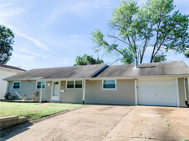 304 Eggering, O'Fallon, MO 63366 (#20049508) :: Barrett Realty Group