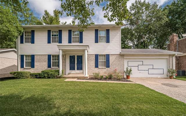2833 Fordham, St Louis, MO 63129 (#20049520) :: The Becky O'Neill Power Home Selling Team
