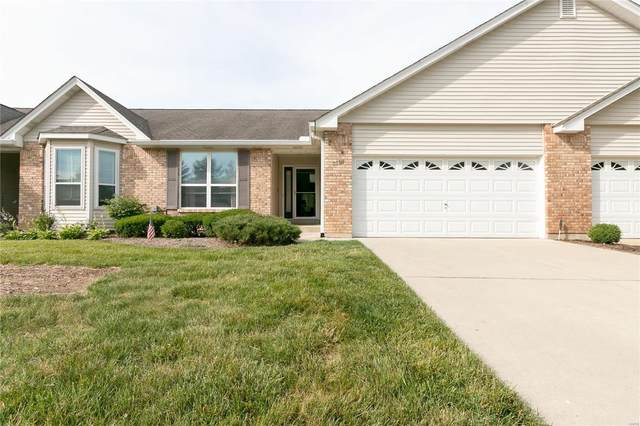 3199 Country Bluff Drive 5B, Saint Charles, MO 63301 (#20049554) :: The Becky O'Neill Power Home Selling Team