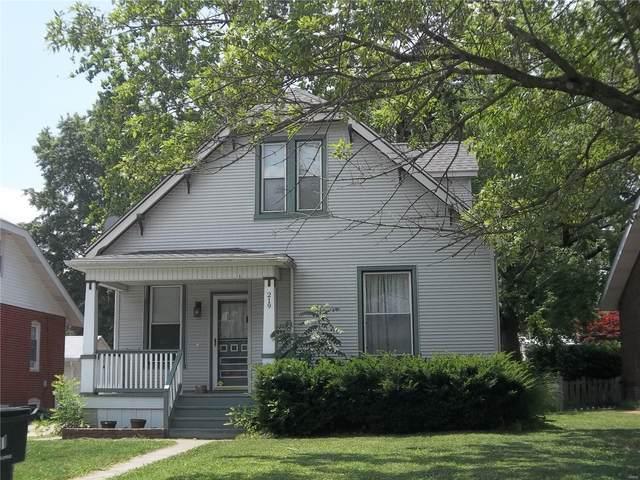 219 S Virginia Avenue, Belleville, IL 62220 (#20049555) :: RE/MAX Professional Realty