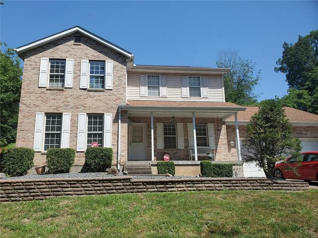 22 S Pindwood, Cape Girardeau, MO 63703 (#20049576) :: The Becky O'Neill Power Home Selling Team