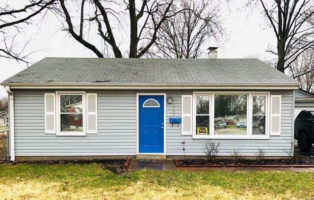 810 Lindsay Lane, Florissant, MO 63031 (#20049577) :: Matt Smith Real Estate Group
