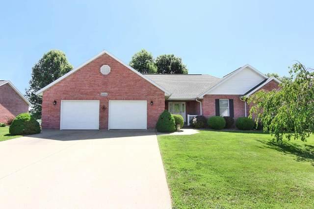 1444 Boxwood, Jackson, MO 63755 (#20049579) :: Matt Smith Real Estate Group