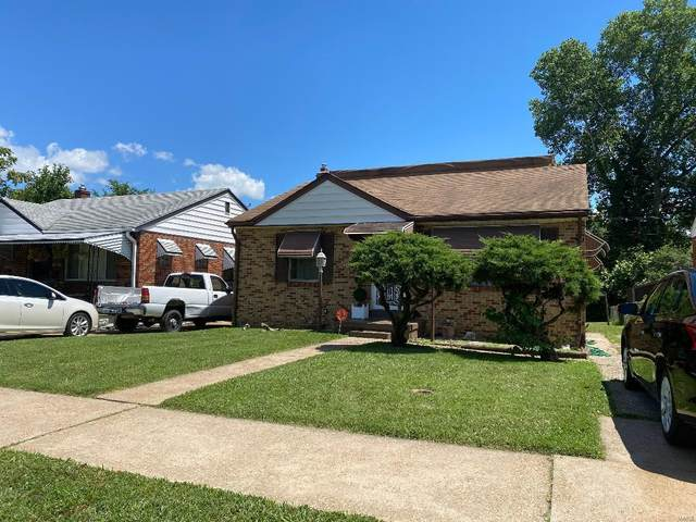 4442 Dryden Avenue, St Louis, MO 63115 (#20049592) :: Clarity Street Realty