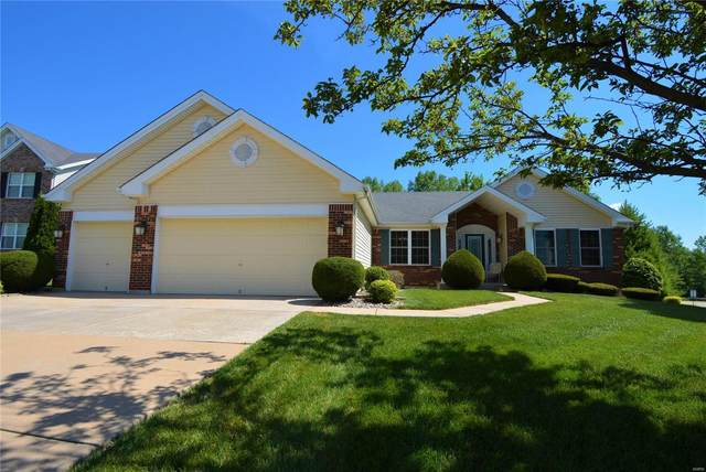 3 Expedition Court, Dardenne Prairie, MO 63368 (#20049594) :: Barrett Realty Group
