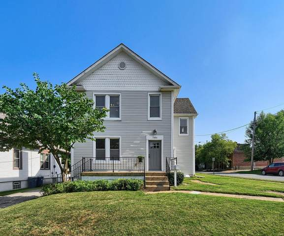 7401 Lohmeyer Avenue, St Louis, MO 63143 (#20049634) :: Barrett Realty Group