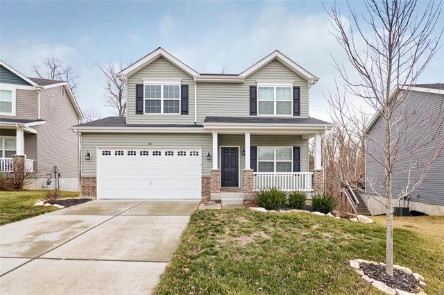 440 Peruque Hills Parkway, Wentzville, MO 63385 (#20049637) :: Realty Executives, Fort Leonard Wood LLC