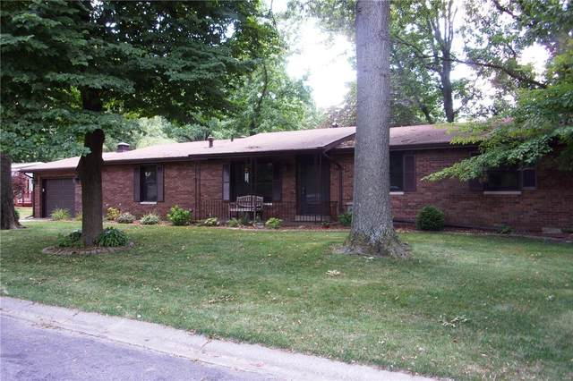 2100 Salmon Drive, Highland, IL 62249 (#20049651) :: Clarity Street Realty