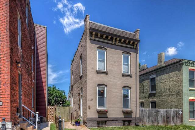 2807 Missouri Avenue, St Louis, MO 63118 (#20049668) :: Matt Smith Real Estate Group