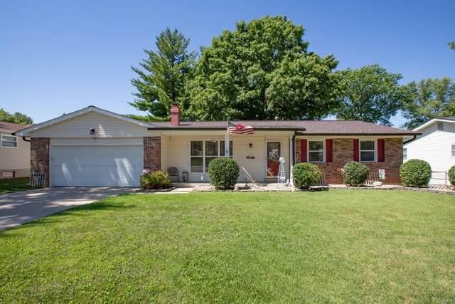 2901 Headland Drive, Saint Charles, MO 63301 (#20049671) :: The Becky O'Neill Power Home Selling Team