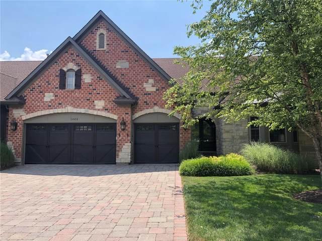 14433 Rue De Gascony, Chesterfield, MO 63017 (#20049680) :: The Becky O'Neill Power Home Selling Team