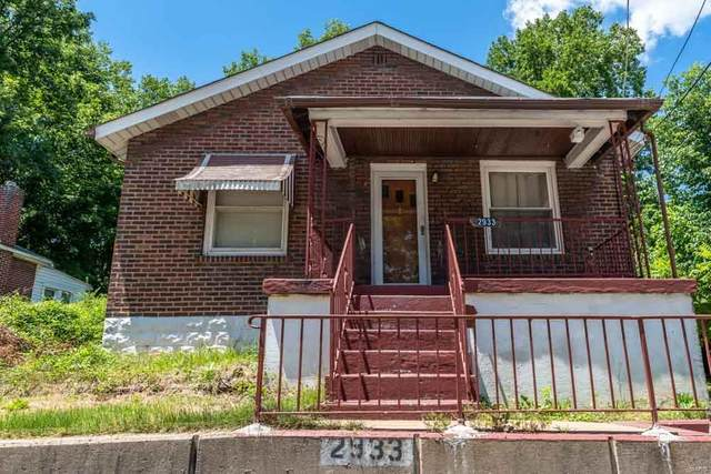 2933 N Hanley, St Louis, MO 63121 (#20049705) :: The Becky O'Neill Power Home Selling Team