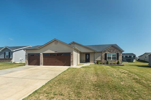 507 Wild Oats, Wright City, MO 63390 (#20049750) :: Parson Realty Group