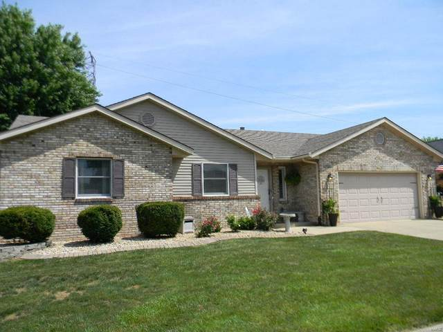 783 Chancellor Drive, Edwardsville, IL 62025 (#20049753) :: The Becky O'Neill Power Home Selling Team