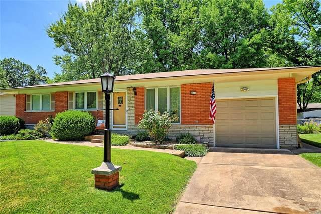 4741 Villa Knoll Drive, St Louis, MO 63128 (#20049756) :: Matt Smith Real Estate Group