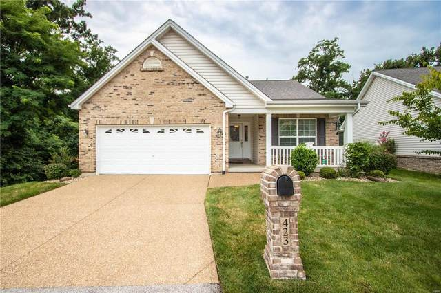423 Newport Drive, Saint Peters, MO 63376 (#20049800) :: The Becky O'Neill Power Home Selling Team