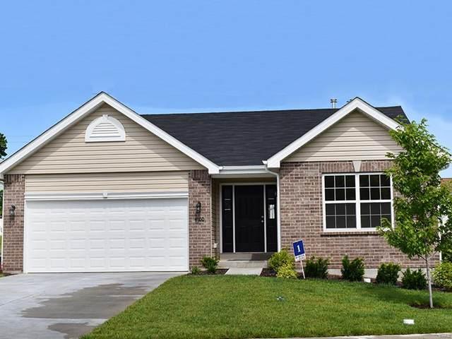 17457 Wyman Ridge Drive, Eureka, MO 63025 (#20049812) :: Parson Realty Group