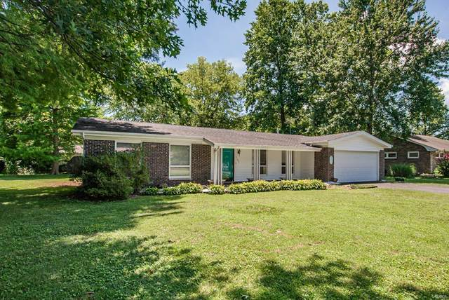 3103 W Woodlawn Place, MARION, IL 62959 (#20049826) :: Parson Realty Group