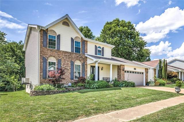 5813 Morning Field Pl, St Louis, MO 63128 (#20049838) :: The Becky O'Neill Power Home Selling Team