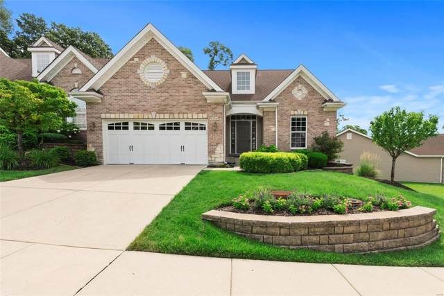 356 Brunhaven Court, Chesterfield, MO 63017 (#20049860) :: The Becky O'Neill Power Home Selling Team
