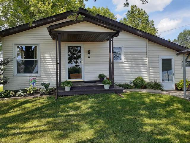 410 W Walnut, CAMPBELL HILL, IL 62916 (#20049864) :: The Becky O'Neill Power Home Selling Team