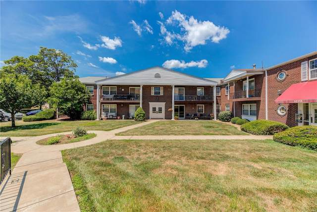 10315 Forest Brook Lane F, St Louis, MO 63146 (#20049875) :: RE/MAX Professional Realty
